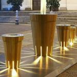 طراحی و تولید مبلمان و المان های شهری فایبرگلاس